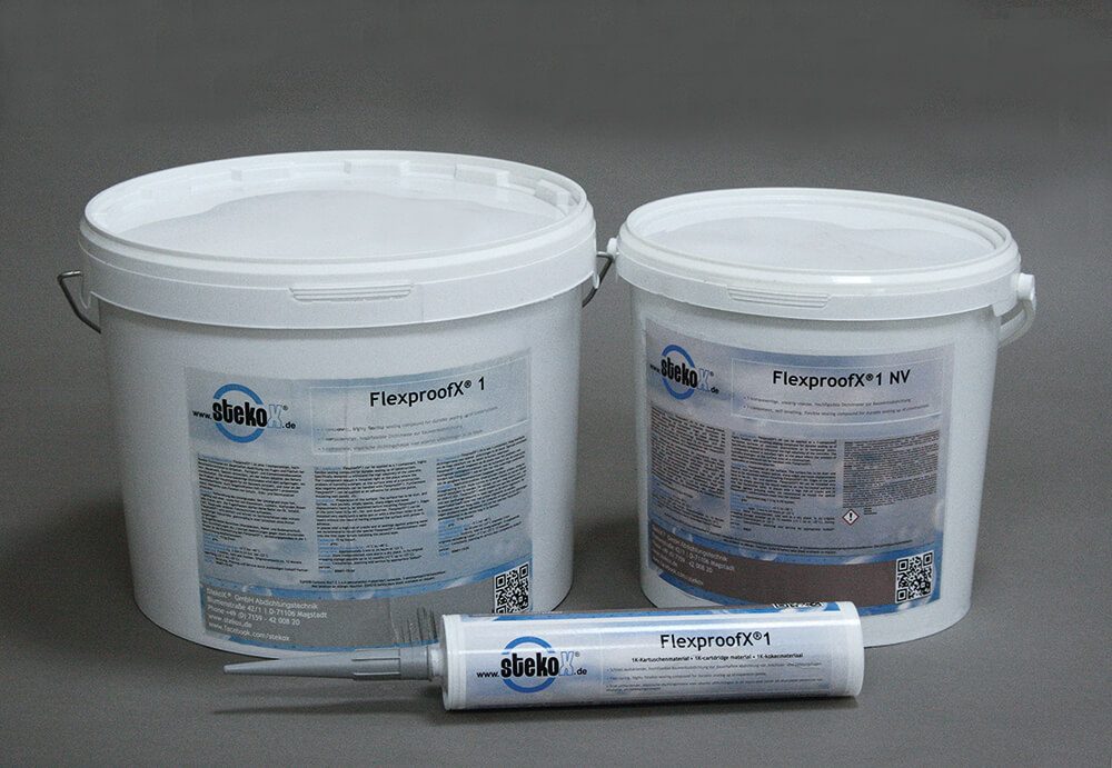 Newton 106 Flexproof Construction Joint Waterproofing