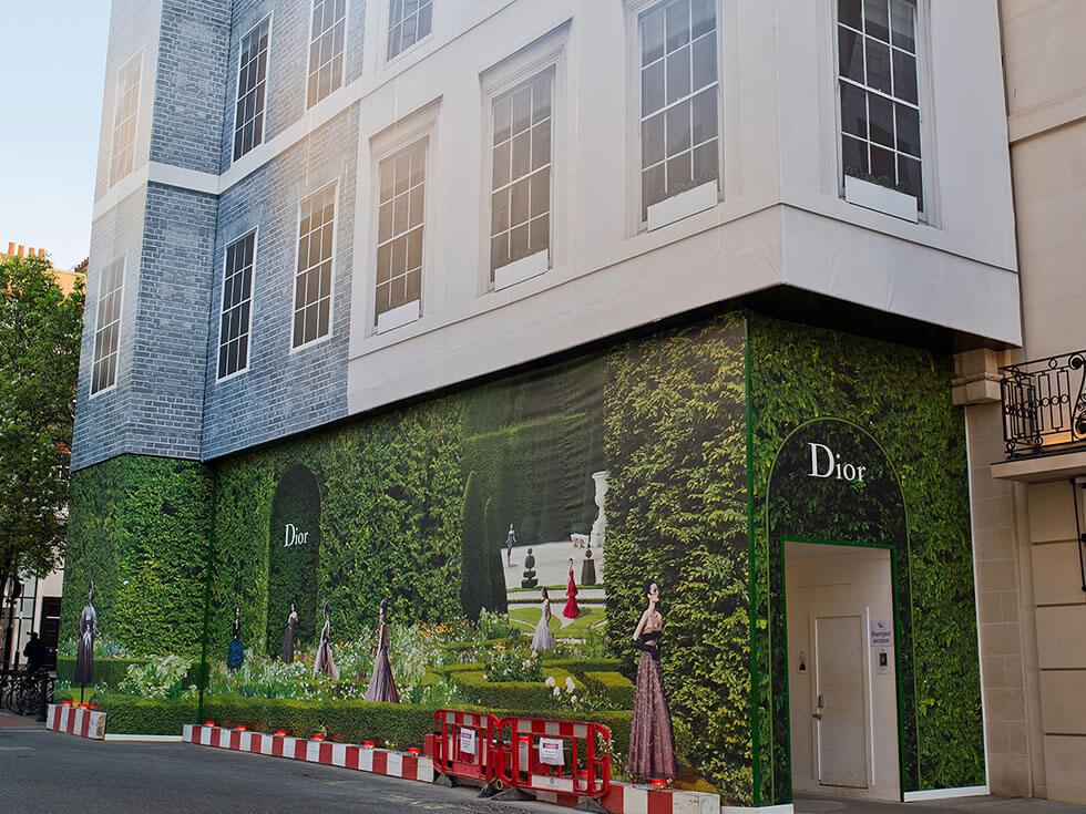 Christian Dior Shop London