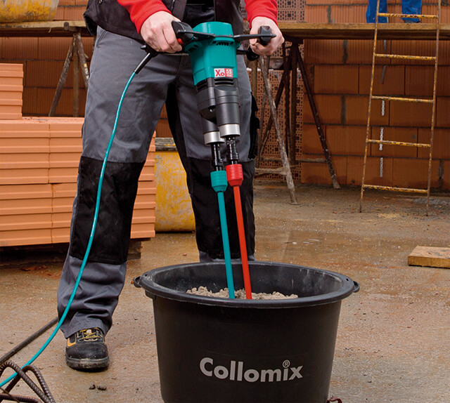 Collomix Xo 55 Duo Mixer