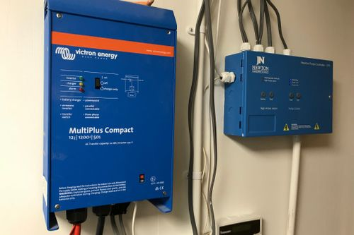 Newton control and backup products for a pump system