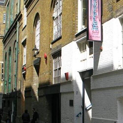 Pineapple Dance Studios, London