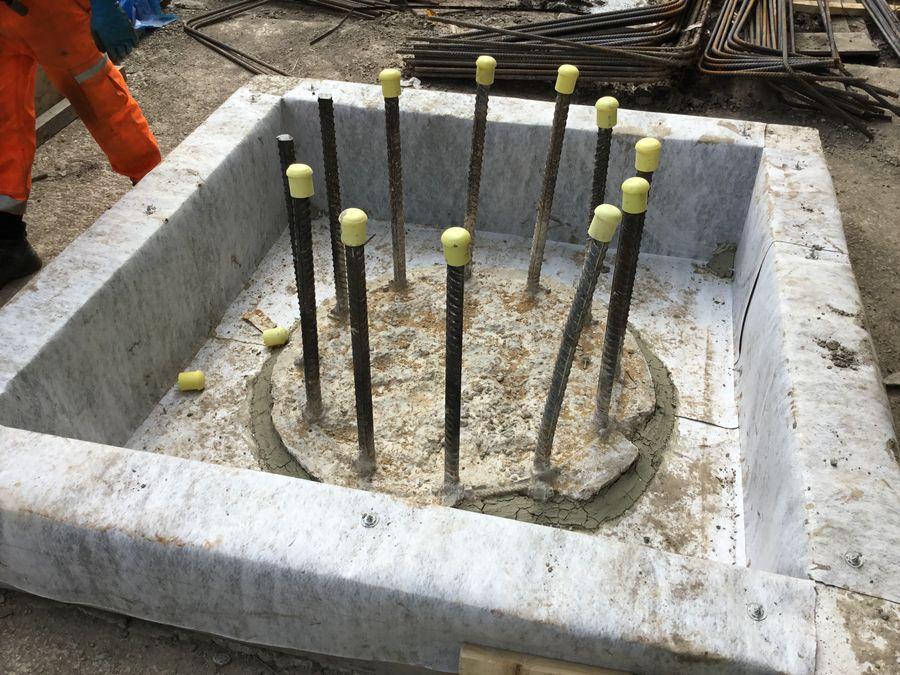 Application of Newton Detailing Bentonite Granules