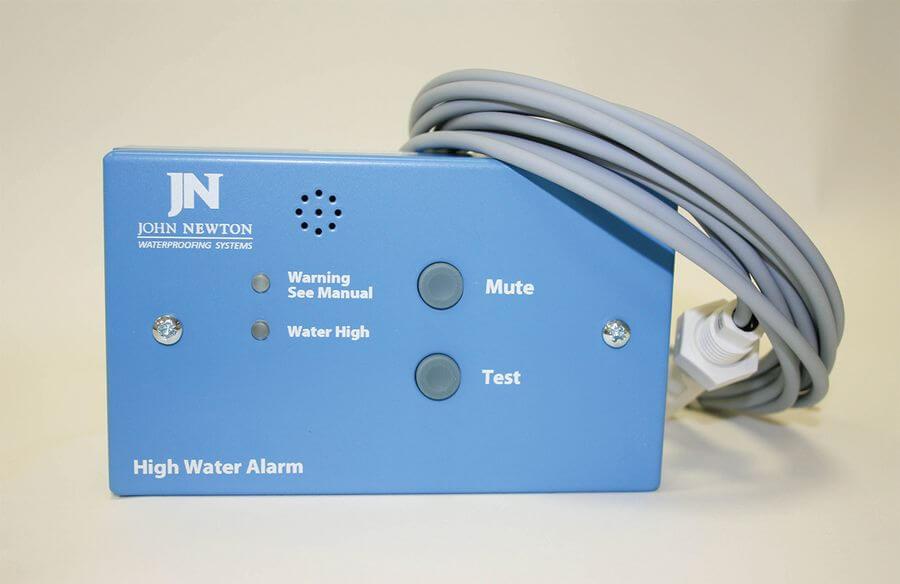 Newton High Water Alarm
