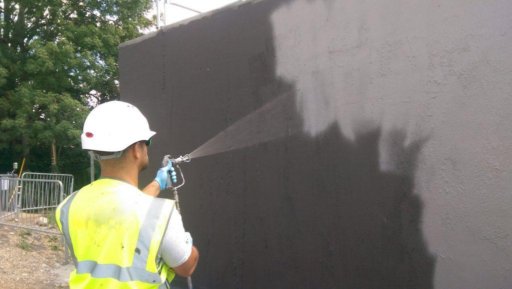 Cementitious Flexible Waterproofing Membrane