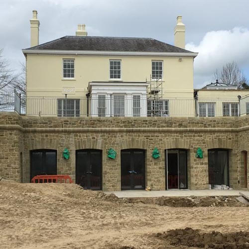 New Build basement development