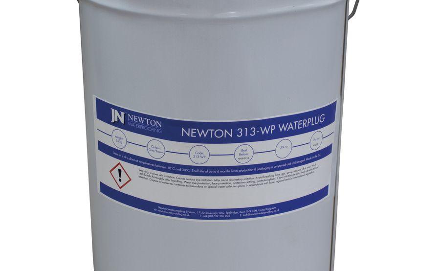 Newton 313-WP WaterPlug