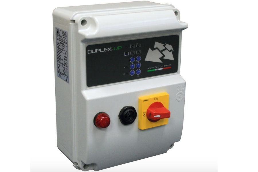 Sewage Control Panel