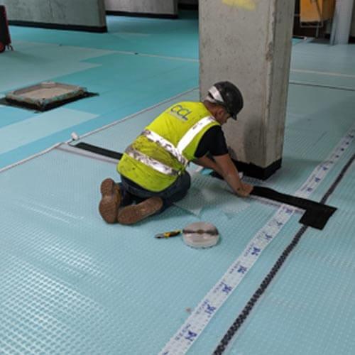 Treating Radon in a Basement