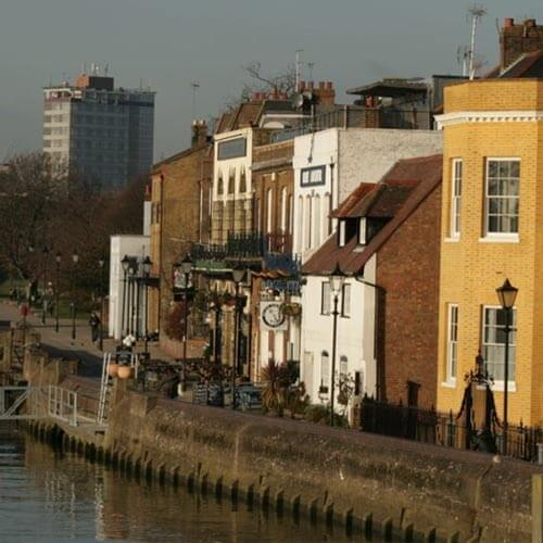 Waterproofing Riverside Properties, London