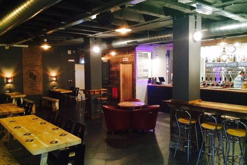 The Hopbunker pub in Cardiff