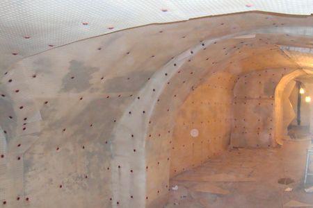 Waterproofing a Grade 2 Listed Basement