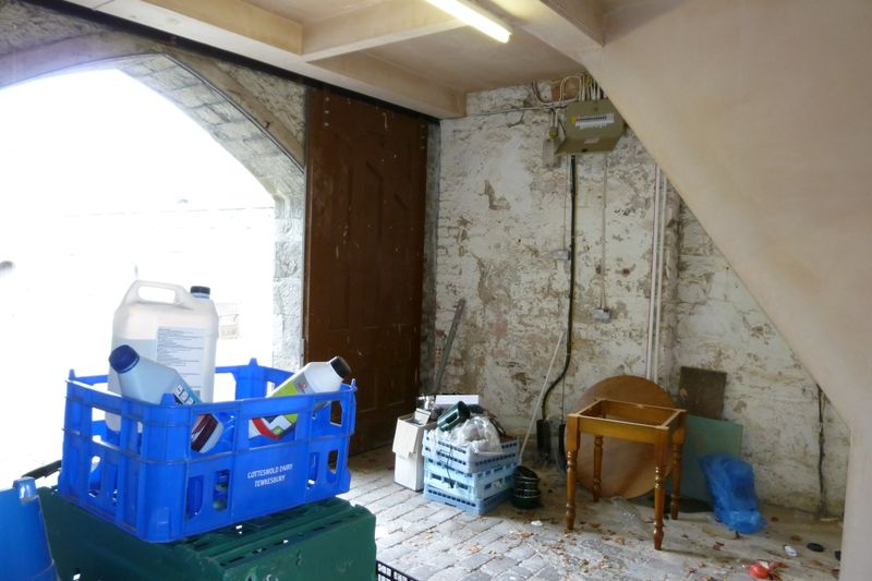 Cafe Ready For Conversion In A Castle
