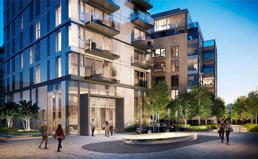 Lillie Square Development - London