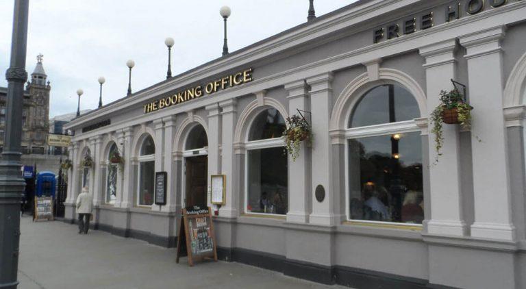 The Booking Office Edinburgh