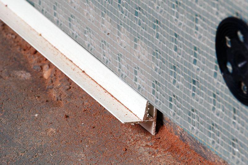 Newtlath Damp Proofing Membrane Application