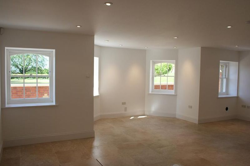 Completed Conversion, Free From Damp