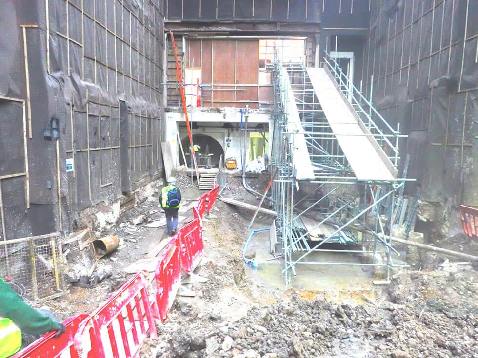 Waterproofing New Building London