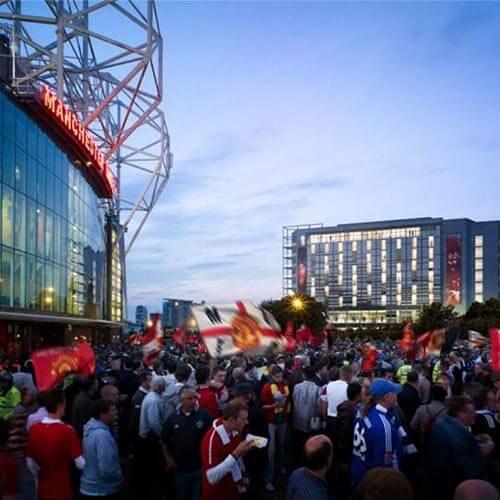 Hotel Football, Manchester