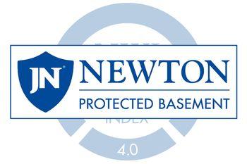 Newton Protected Basement Logo