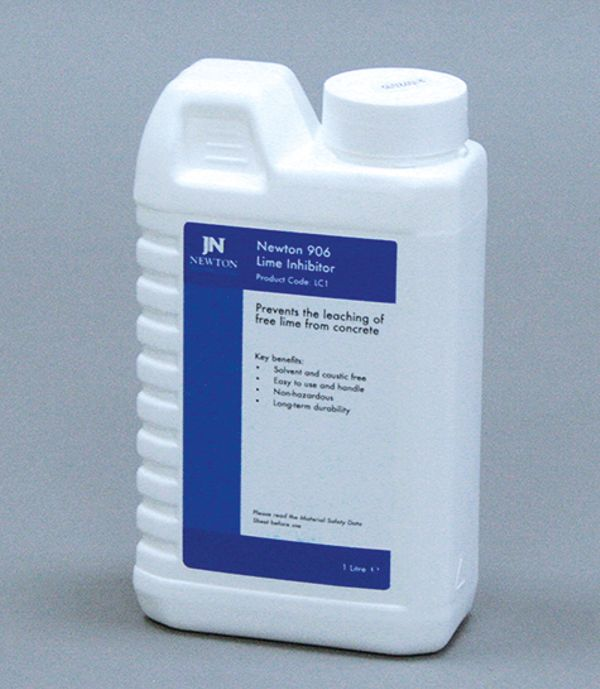 Newton 906 Lime Inhibitor for Concrete