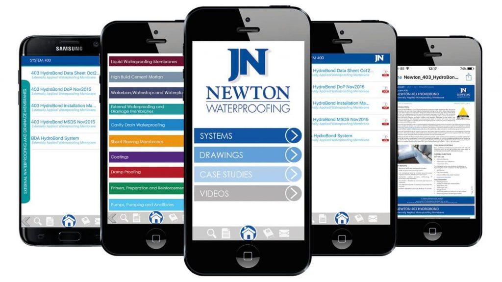 Newton App