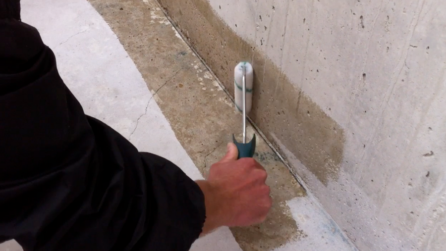 Primer for Construction Joint Waterproofing