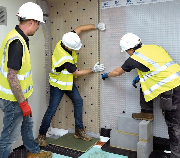 Type C Waterproofing and Pumps Training