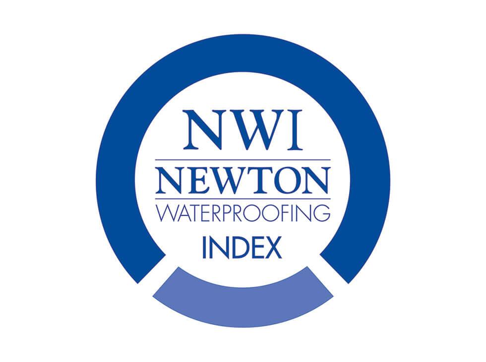 Newton Waterproofing Index