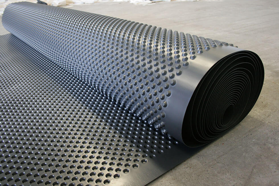 Newton 508 Eco Floor Recycled Membrane