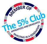 The 5 Percent Club