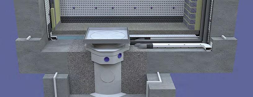 type c waterproofing system