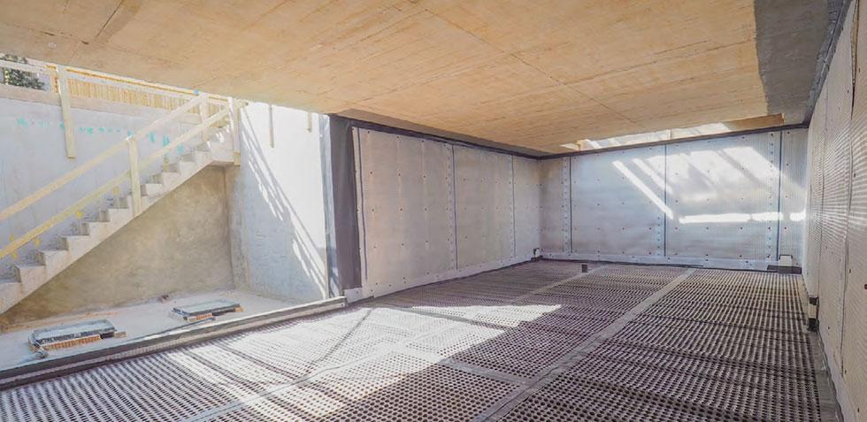 basement building regulations