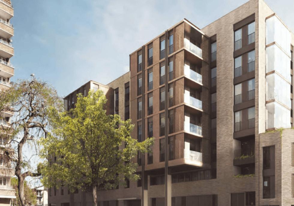 Wates Shuttleworth Balcony Waterproofing Project