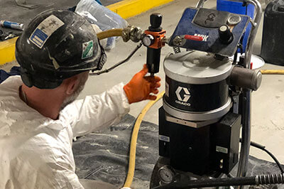 Preparing Pump