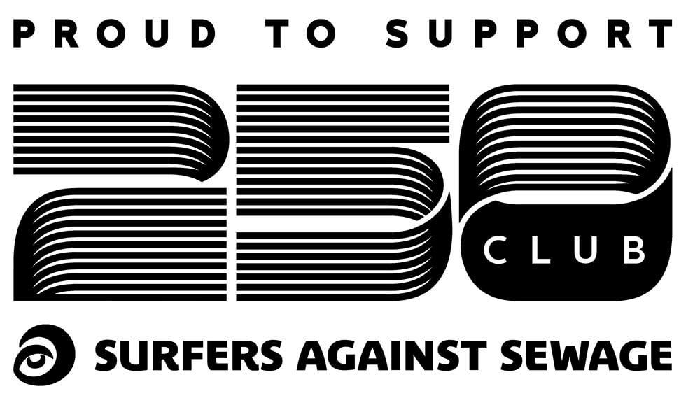 Surfers Against Sewage 250-Club