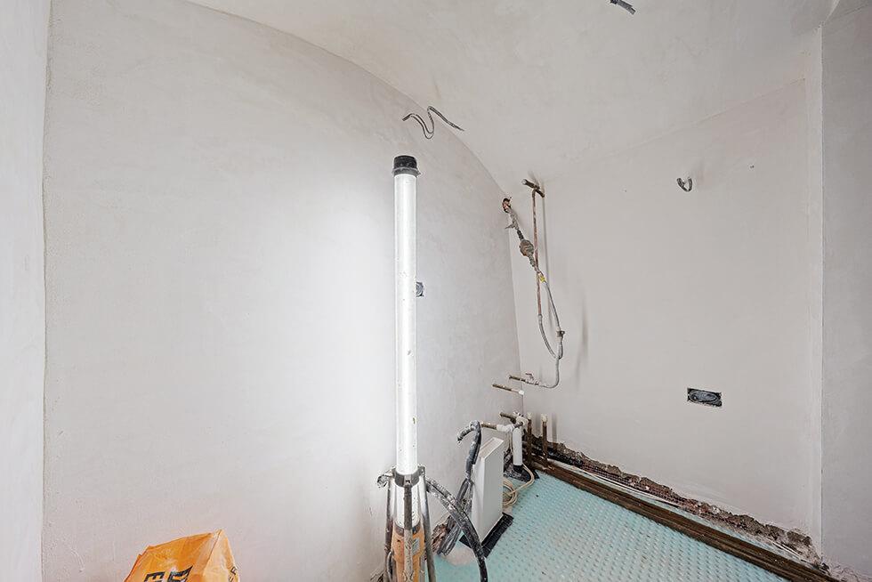 Finished Basement Waterproofing