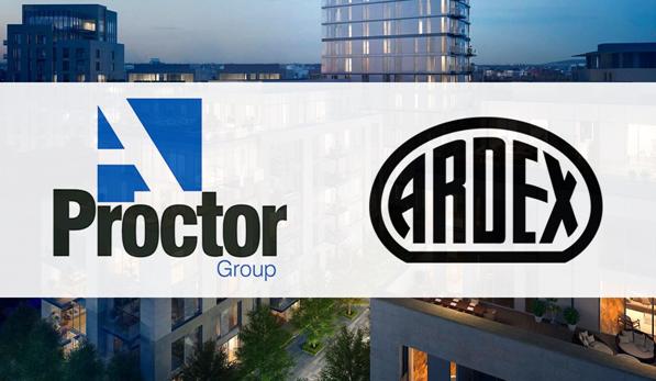 Proctor & Ardex partnerships